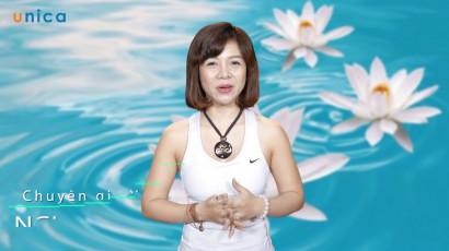 Review khóa học online Tập Yoga cơ bản ngay tại nhà với Nguyễn Hiếu trên Unica